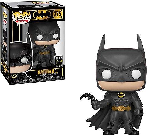 Funko Pop Dc Batman 80th Years 275 Batman 1989