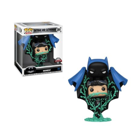 Funko Pop DC 291 Batman And Catwoman Special Edition