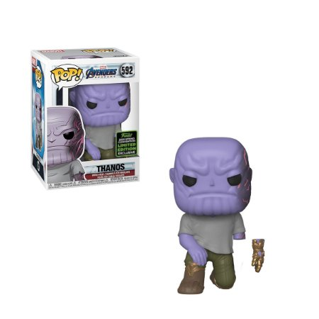 Funko Pop Avengers Endgame 592 Thanos Limited Edition