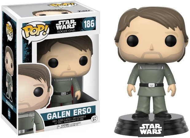 Funko Pop Star Wars Rogue One 186 Galen Erso