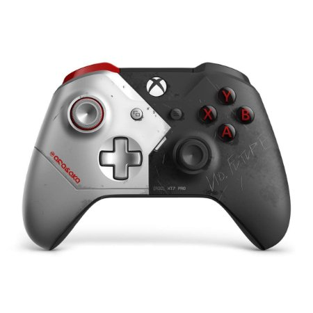 Controle Xbox Wireless Cyberpunk 2077 Limited Edition - Xbox One