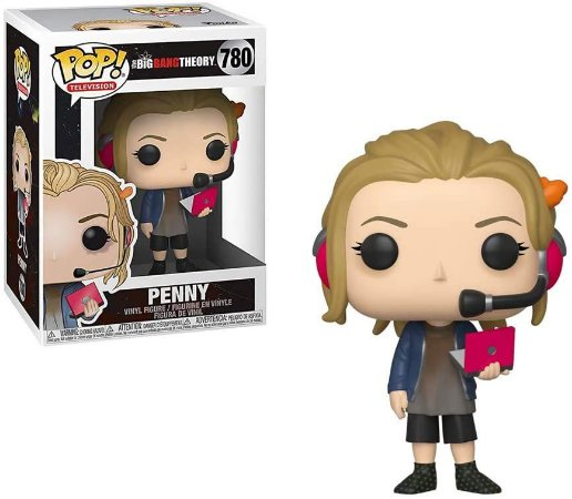 Funko Pop The Big Bang Theory 780 Penny