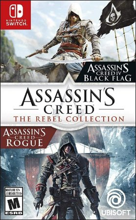 Assassins Creed The Rebel Collection - Switch
