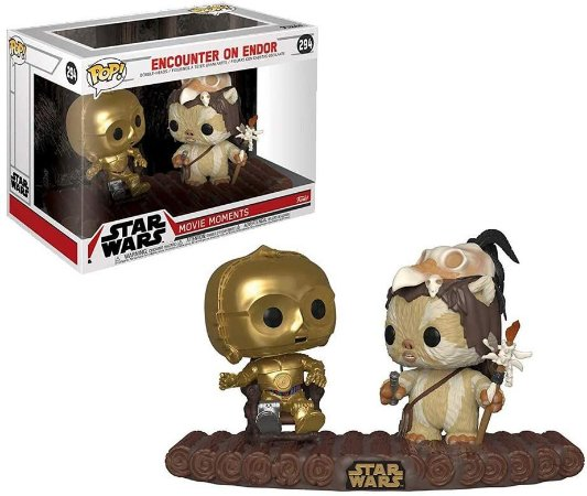 Funko Pop Star Wars 294 Encounter On Endor