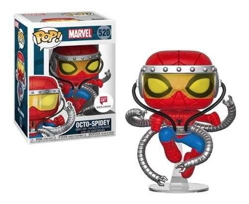 Funko Pop Marvel Spider-Man 520 Octo-spidey Exclusivo