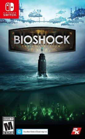 Bioshock The Collection - Switch
