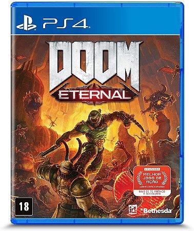 Doom Eternal Exclusivo - PS4