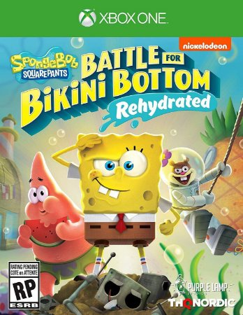 Spongebob Squarepants Battle for Bikini Bottom - Xbox One