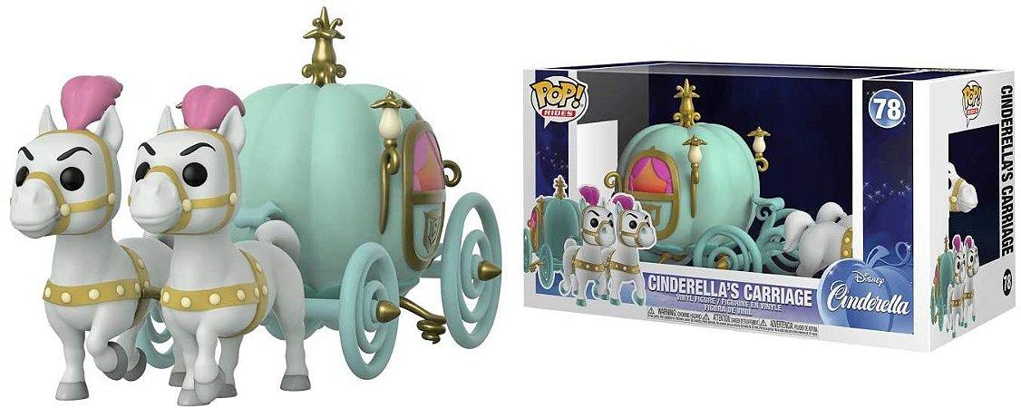 Funko Pop Disney Cinderella 78 Cinderella's Carriage
