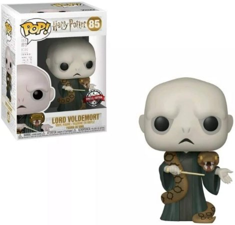 Funko Pop Harry Potter 85 Lord Voldemort Exclusive