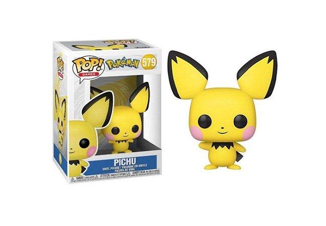 Funko Pop Pokemon 579 Pichu