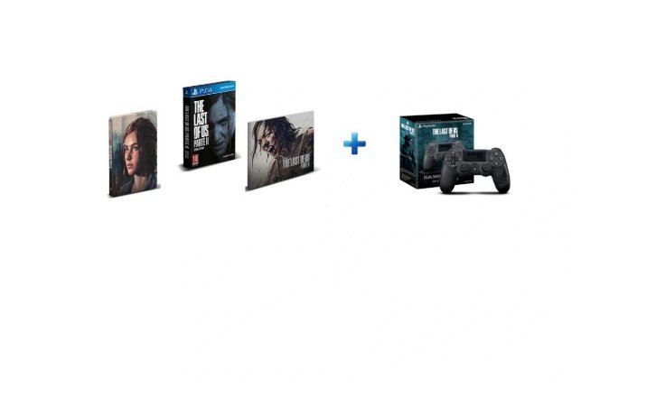 The Last of Us Part II Special Edition + Controle Dualshock 4