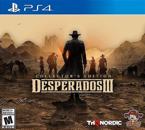 Desperados III Collectors Edition - PS4