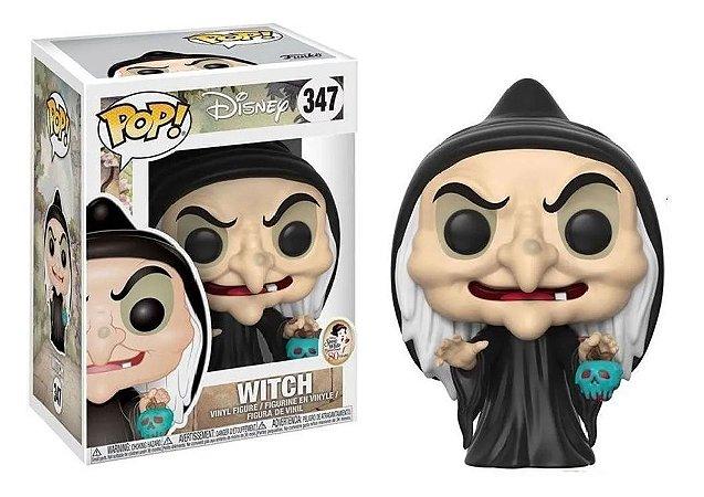 Funko Pop Disney Snow White 347 Witch Bruxa