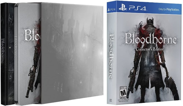 Bloodborne Collectors Edition - PS4