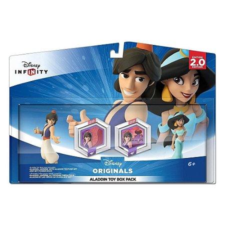 Disney Infinity 2.0 Originals Aladdin Toy Box Pack