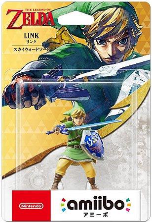 Amiibo Link Skyward Sword The Legend of Zelda
