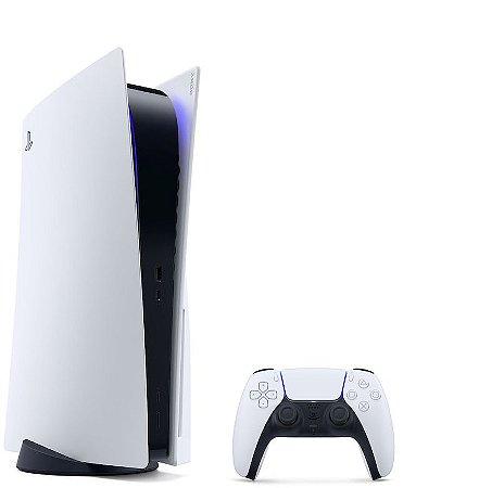Console Playstation 5 PS5 Leitor de Mídia - Sony