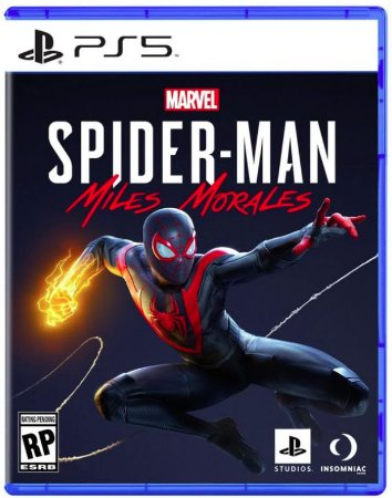 Marvel's Spider Man Miles Morales - PS5