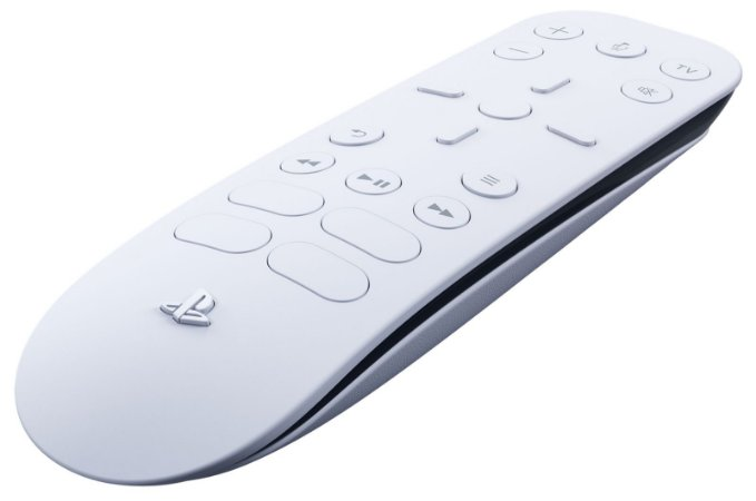 Controle Remoto PlayStation 5 Media Remote