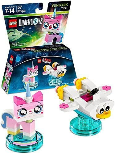 Lego Movie Unikitty Fun Pack - Lego Dimensions