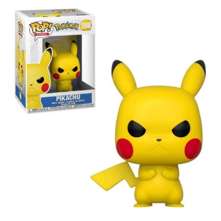 Funko Pop Pokemon 598 Pikachu Grumpy