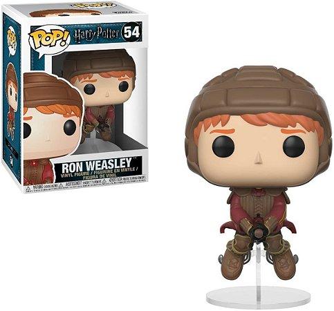 Funko Pop Harry Potter 54 Ron Weasley On Broom