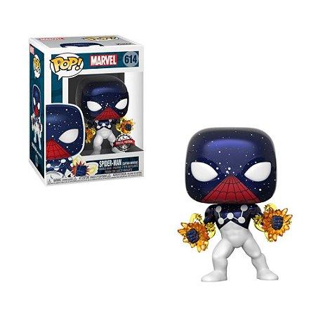 Funko Pop Marvel 614 Spider-Man (Captain Universe) Special Edition