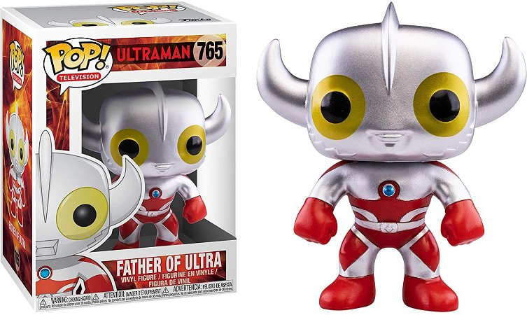 Funko Pop Ultraman 765 Father Of Ultra