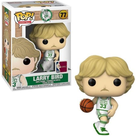 Funko Pop NBA 77 Larry Bird Boston Celtics