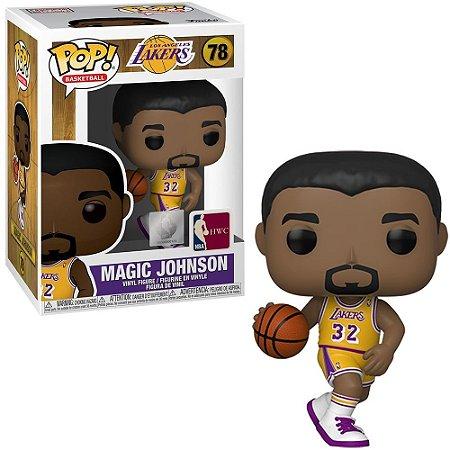 Funko Pop NBA 78 Magic Johnson LA Lakers
