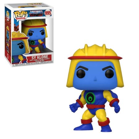 Funko Pop Masters of The Universe 995 Sy Klone
