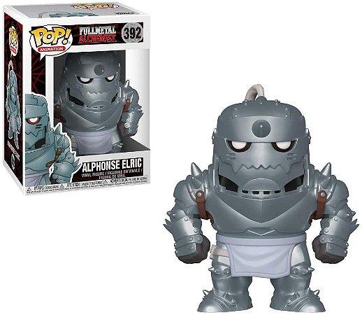 Funko Pop Fullmetal Alchemist 392 Alphonse Elric