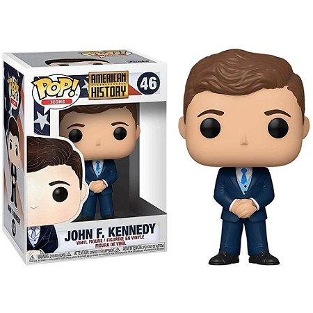 Funko Pop American History 46 John F. Kennedy