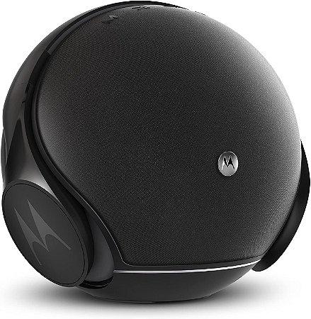Speaker Motorola SP003 BK Sphere c/ Fone de Ouvido Bluetooth