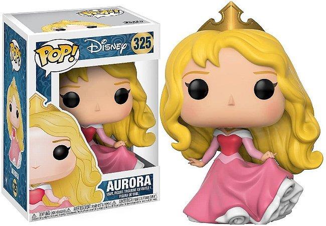 Funko Pop Disney 325 Aurora Vestido Rosa