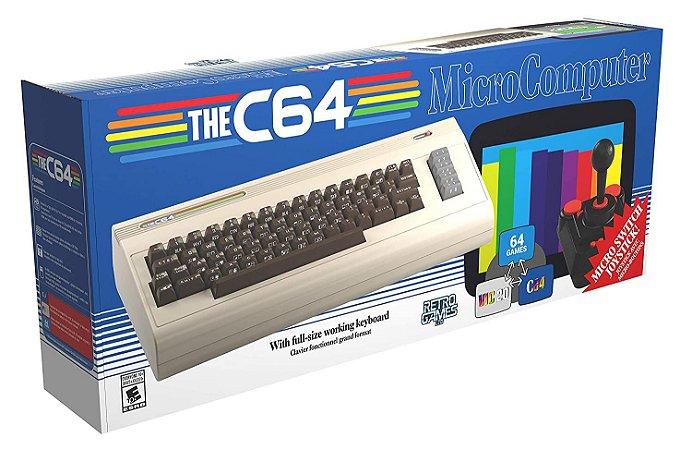 The C64 Micro Computer Games c/ 64 Jogos