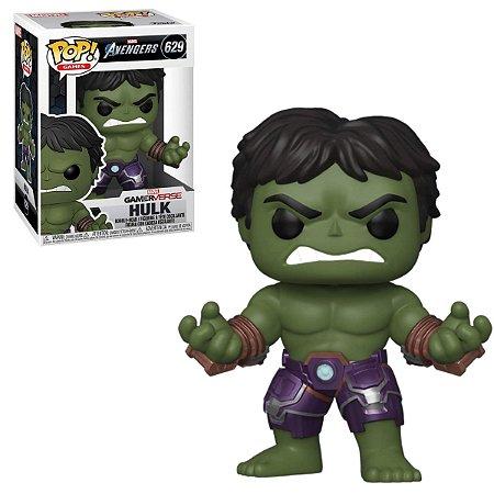 Funko Pop Marvel Avengers Gameverse 629 Hulk Tech Suit