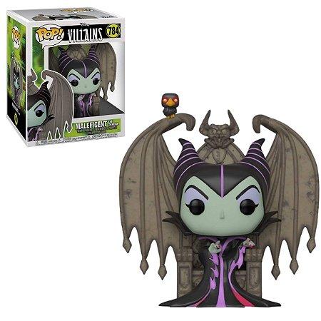 Funko Pop Disney Villains 784 Maleficent On Throne Deluxe