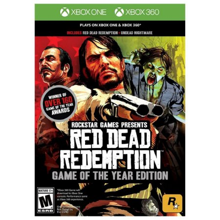 Red Dead Redemption Game Of The Year Edition Xbox One e X360