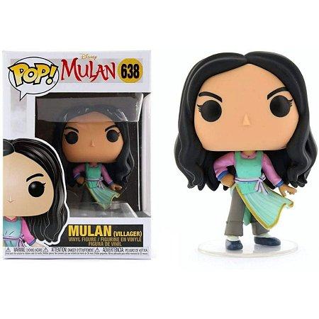 Funko Pop Disney Mulan 638 Mulan Villager