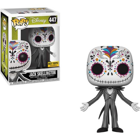 Funko Pop Disney 447 Jack Skellington Sugar Skull