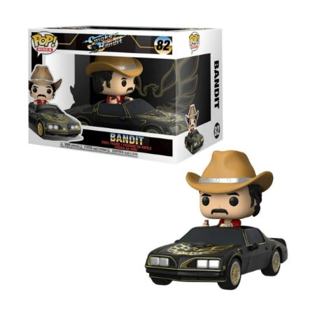 Funko Pop Rides Smokey & The Bandit 82 Bandit Trans Am