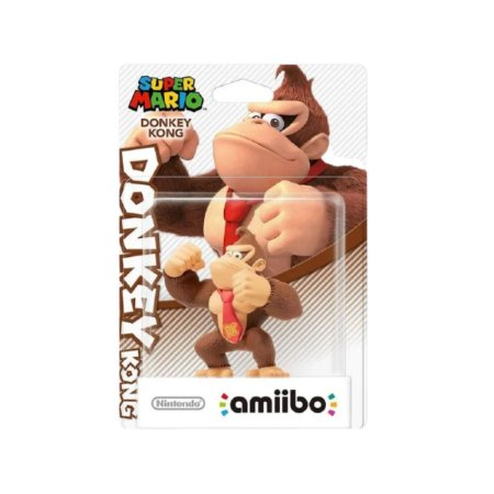 Amiibo Donkey Kong Super Mario - Switch 3DS Wii U