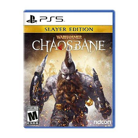Warhammer Chaosbane Slayer Edition - PS5