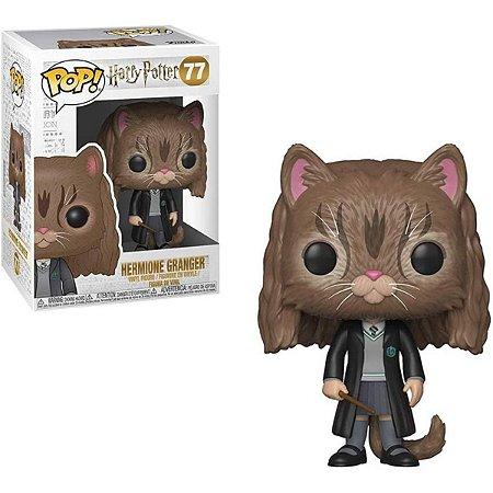 Funko Pop Harry Potter 77 Hermione Granger Cat
