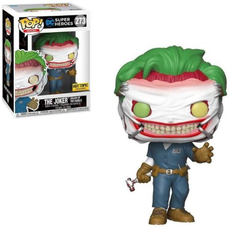 Funko Pop DC 273 The Joker Death of the Family Special