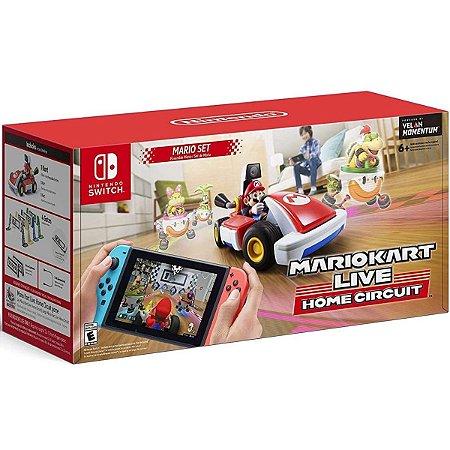 Mario Kart Live Home Circuit Mario Set Edition - Switch