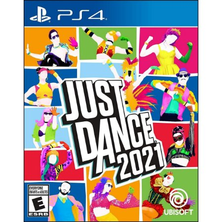 Just Dance 2021 - PS4