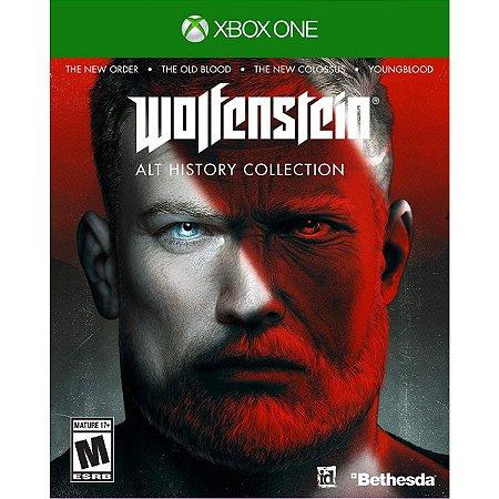 Wolfenstein The Alternative History Collection - Xbox One